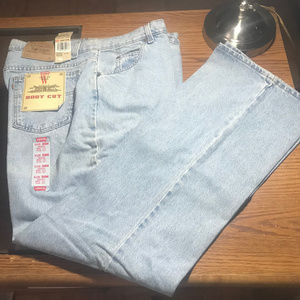 Vintage Levis orange tab 917 jeans 20W NWT